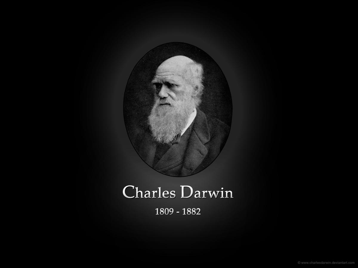 Darwin'e doğum günü kutlaması
